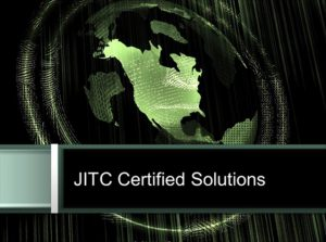 JITC Certified Solutions