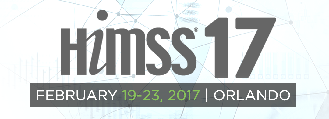 HIMSS Conference and Exhibition 2017