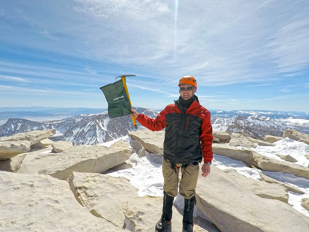 Josh Zueger Conquers Mt. Whitney