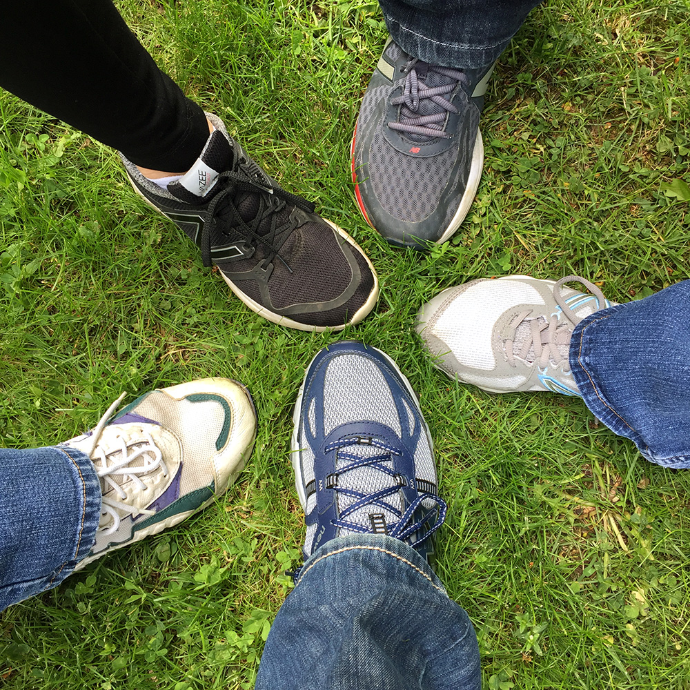 Running Shoe Day 2017
