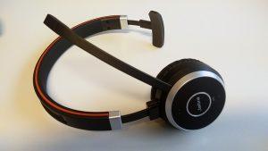 Jabra Evolve 65 UC Mono (Bluetooth)
