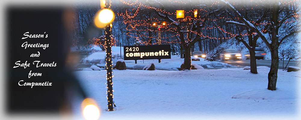 Season's Greetings from Compunetix