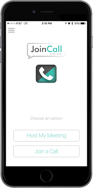 JoinCall Sign-In