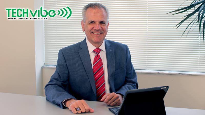Jerry Pompa Featured on TechVibe Radio