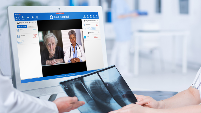Video Call Center for Healthcare