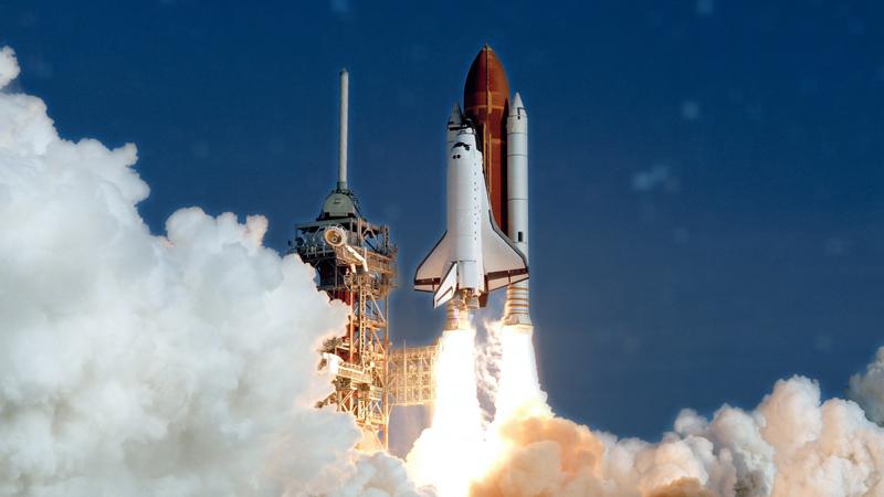 Shuttle Launch