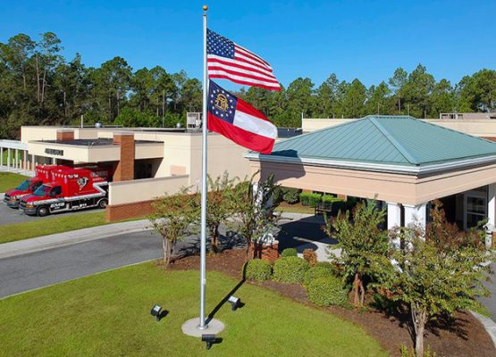Clinch Memorial Hospital