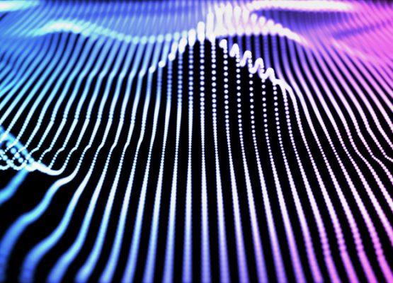 3D Sound Wave